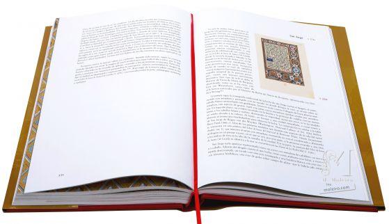 Libro de Horas de Juana I de Castilla San Jorge (ff. 223v.-224r.)