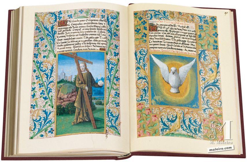 Libro d'Ore di Luigi d'Orleans Biblioteca Nazionale di Russia, San Pietroburgo Biblioteca Nazionale di Russia, San Pietroburgo