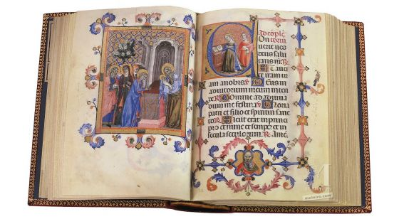The Book of Hours of Maria of Navarre