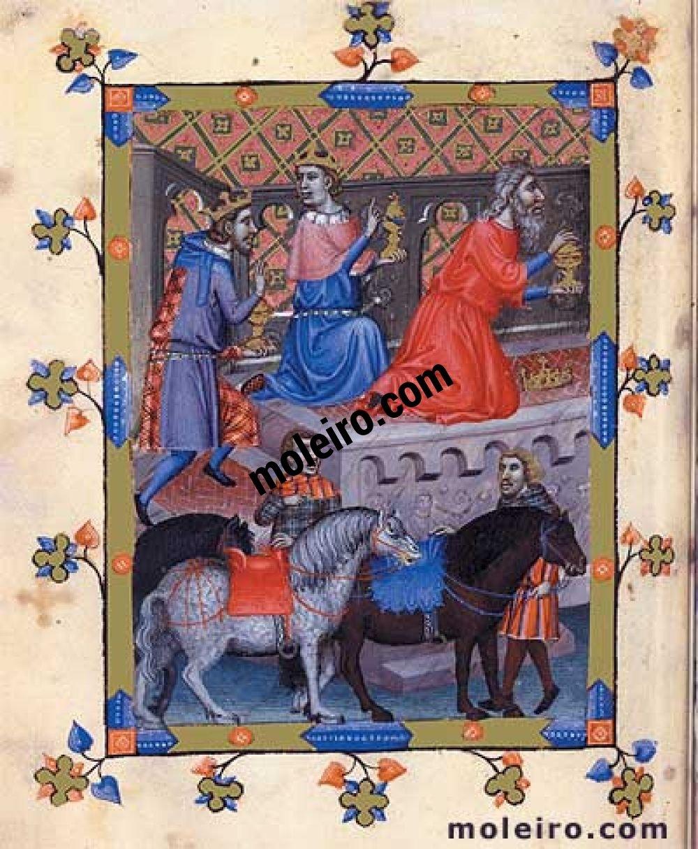 Libro de Horas de María de Navarra f. 75r