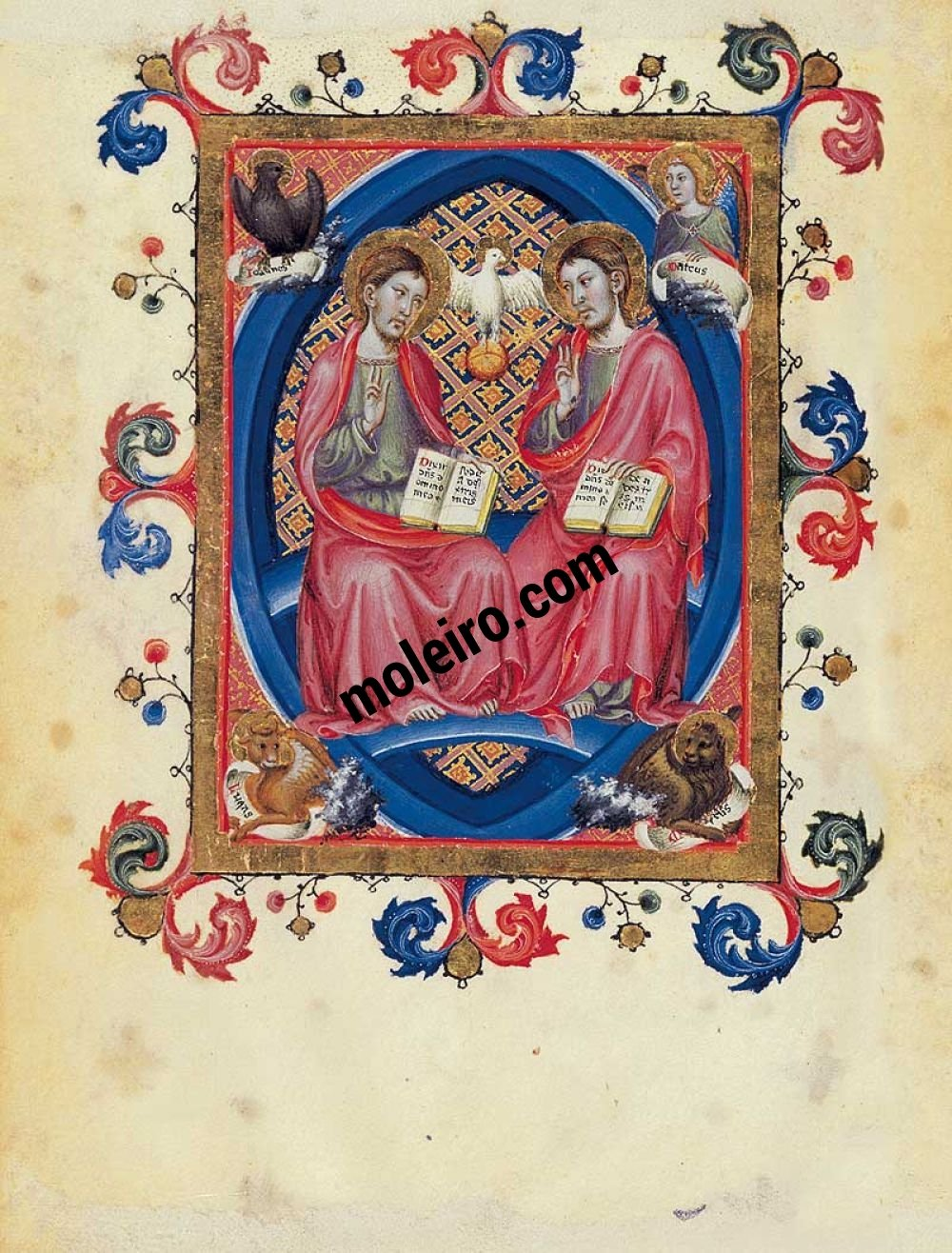 The Hours of Maria of Navarre