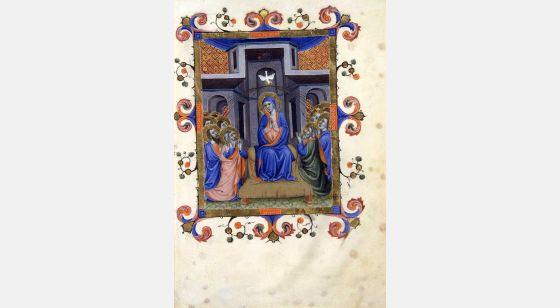 Libro de Horas de María de Navarra