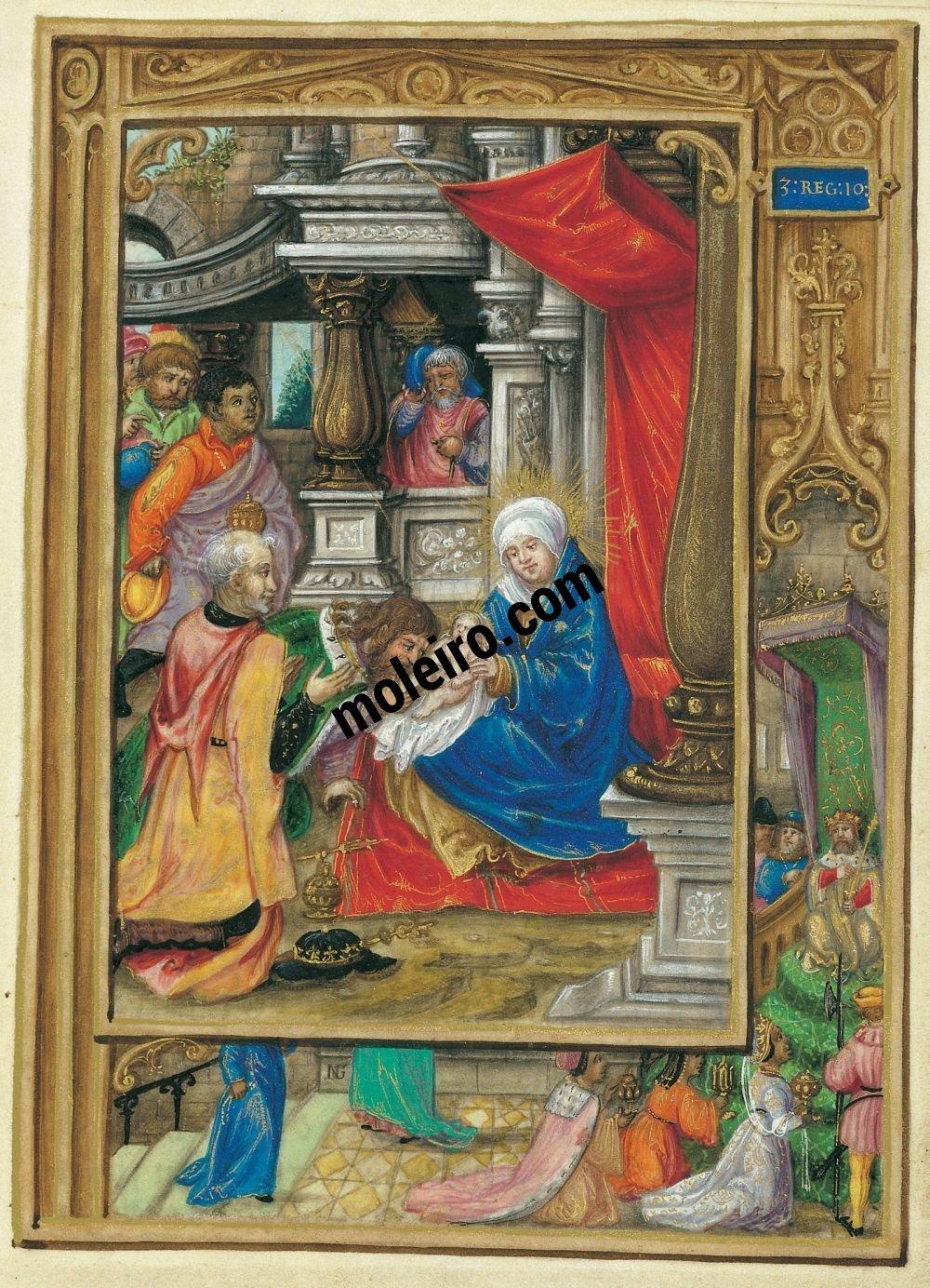 Libro de Oración de Alberto de Brandemburgo  f. 16r