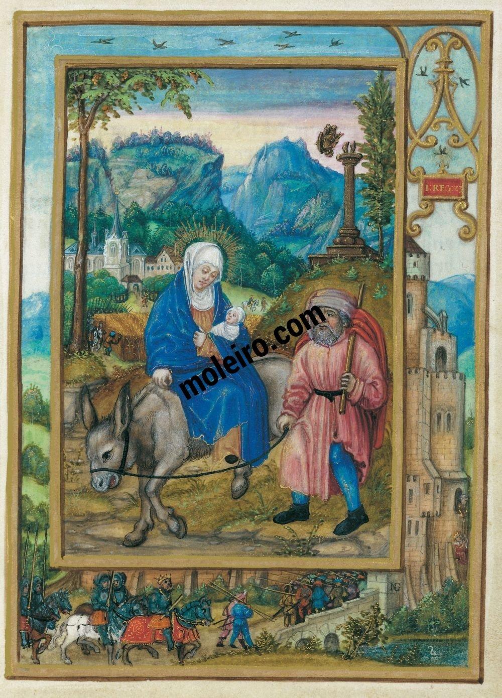 Prayer Book of Albert of Brandenburg folio 20r