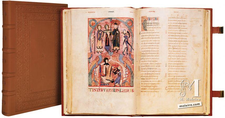 Libro dei Testamenti Cattedrale Metropolitana, Oviedo Cattedrale Metropolitana, Oviedo