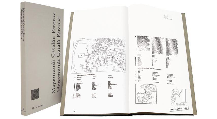 Mapamundi Catalán (Monografía - Dto. especial)