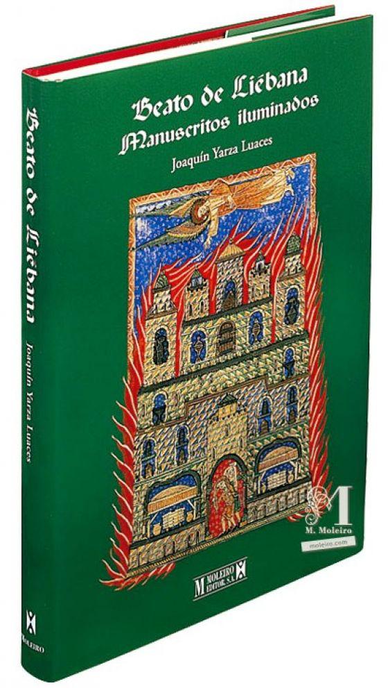 Beato de Liébana - Manuscritos Iluminados Portada y lomo del Beato de Liébana, Manuscritos Iluminados