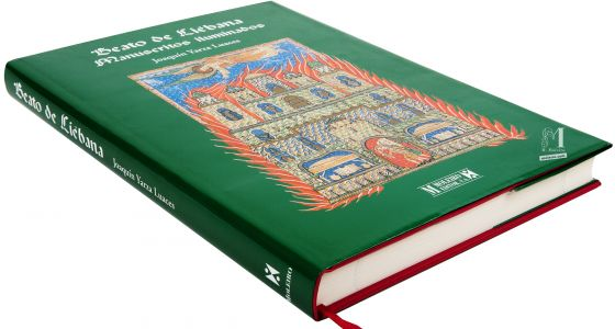 Beato de Liébana - Manuscritos Iluminados Visión en perspectiva del Beato de Liébana, Manuscritos Iluminados