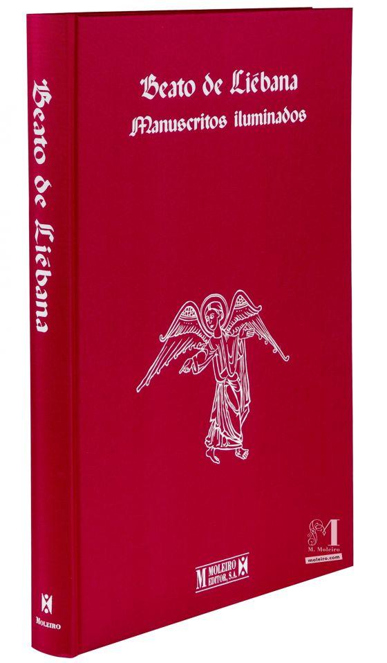 Beato de Liébana - Manuscritos Iluminados  Encuadernación del Beato de Liébana, Manuscritos Iluminados