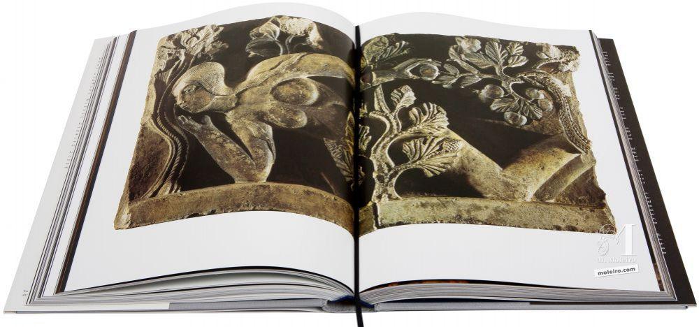 Mujeres. Mitologías. Eva, relieve de piedra atribuido a Gislebertus