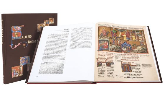 Anglo-Catalan Psalter The most brilliant and lucid sample of the best painting of the 13th and 14th centuries.