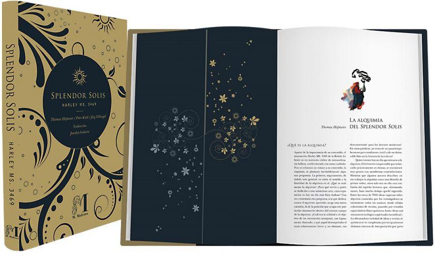 Splendor Solis Harley Ms. 3469 - British Library * Monografía - Dto. especial