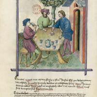 f. 96r, Drunkenness