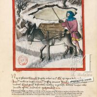 <p>f. 87r, Snow and ice</p>