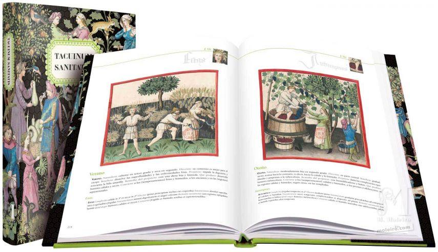 Tacuinum Sanitatis El arte del bienestar desvelado folio a folio