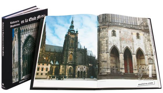 Talleres de Arquitectura en la Edad Media Format: 235 x 310 mm