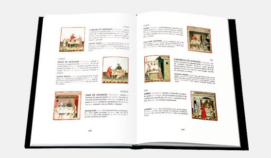 Theatrum Sanitatis Animales comestibles y productos de origen animal