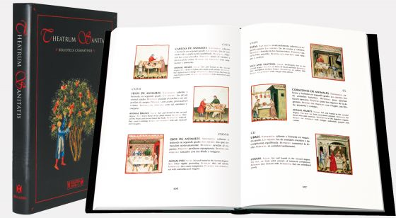 Theatrum Sanitatis Presentación general del libro de arte Theatrum Sanitatis