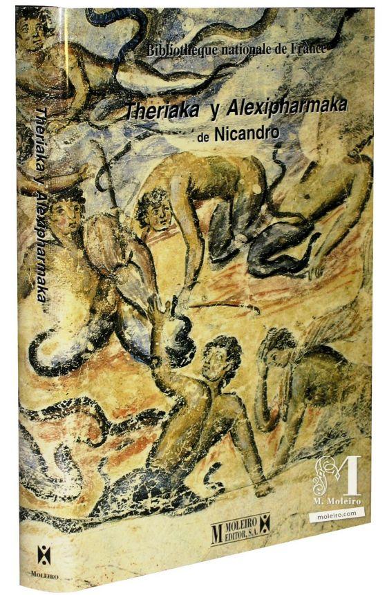Theriaka e Alexipharmaka, di Nicandro - 3