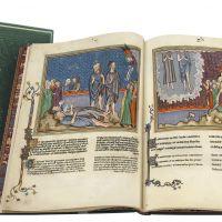 Apocalipsis de Val-Dieu,Add. Ms. 17333 (c. 1320 - 1330,Noroeste de Francia, Normandía).The British Library, Londres