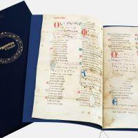 El Pergamino Vindel de Martin Codax (ms. m979) - The Morgan Library & Museum, Nueva York