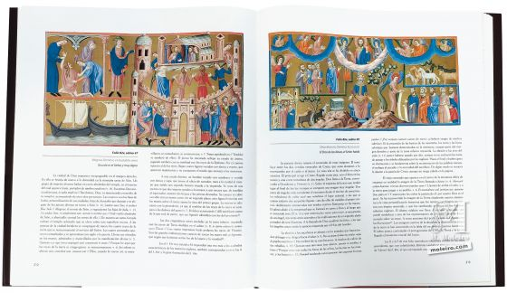 Anglo-Catalan Psalter P. 212-213