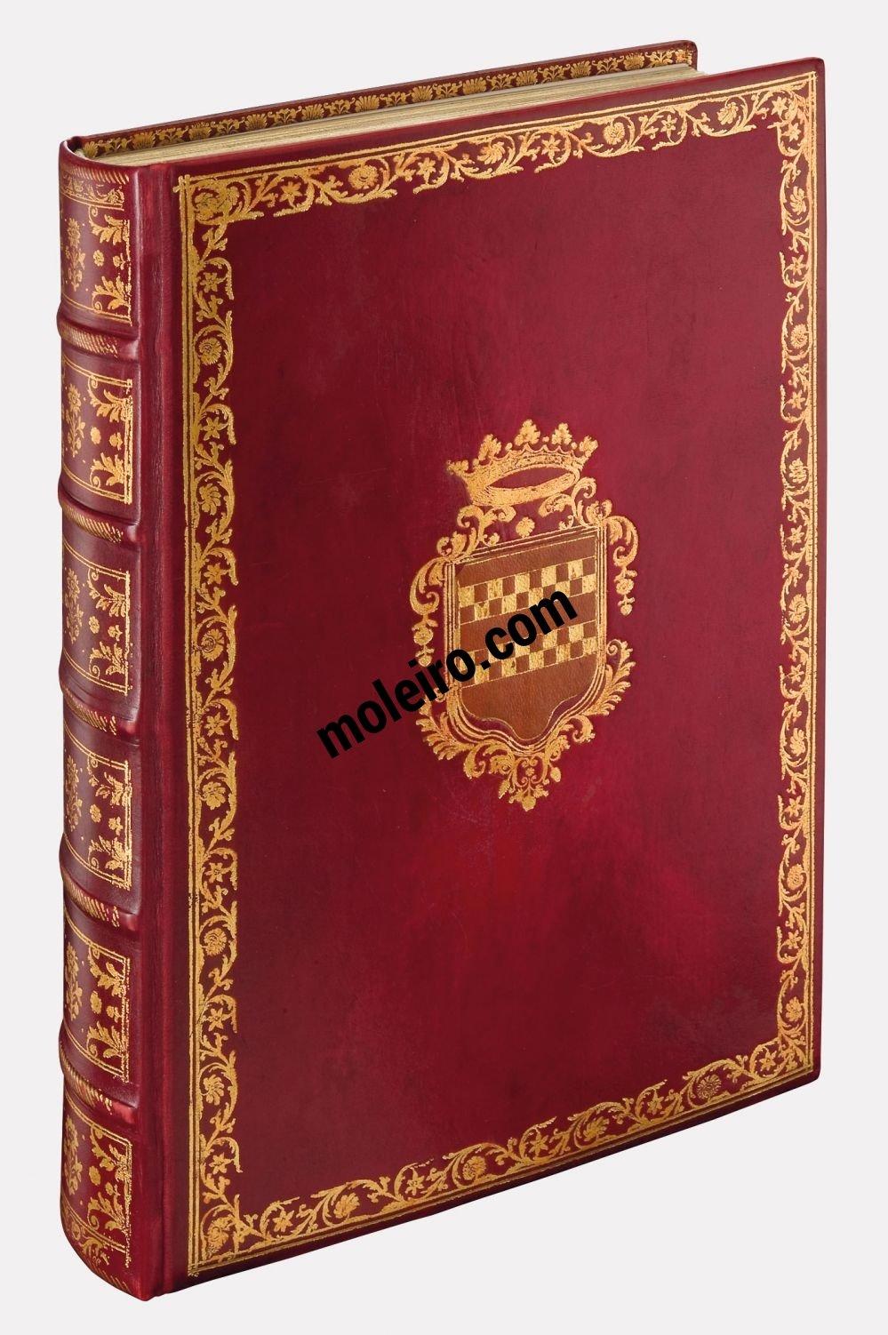 Le Très Riches Heures del Duca di Berry Rilegatura