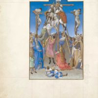 f. 156v, Descendimiento