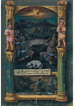 Book of Hours of Louis of Orleans