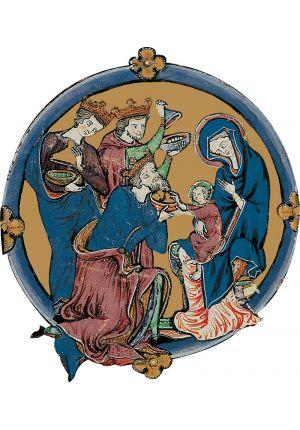 Die Bibel Ludwigs des Heiligen