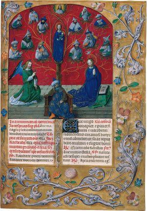 Brevier von Isabella der Katholischen