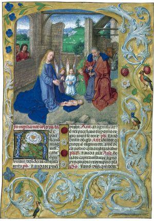 Breviario de Isabel la Católica
