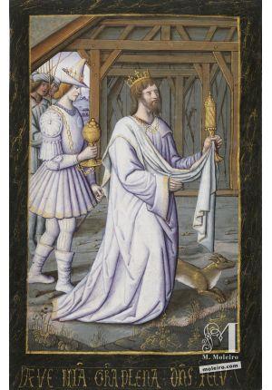 Stundenbuch von Heinrich IV. von Frankreich