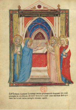 Biblia moralizada de Nápoles