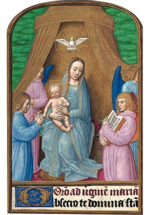 Stundenbuch der Johanna I. von Kastilien, die Wahnsinnige
